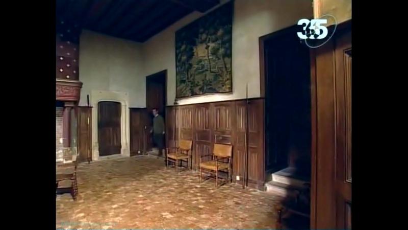 «Замки Франции. Плесси-Бурре (департамент Мен и Луара)» (Документальный, экскурсия, история)