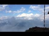 2320 метров над уровнем моря Сочи