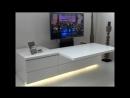 Раскладной стол трансформер - новые технологии функциональности