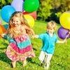 Воздушные шары, подарки