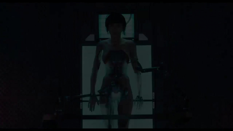 Ghost in the Shell – Enjoy The Silence (by KI Theory)
