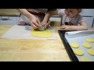 ПЕЧЕНЬЕ (Пирожные) АЛЬФАХОРЕС - Нереально вкусное! - Alfajores - Cookies- sandwich cookies