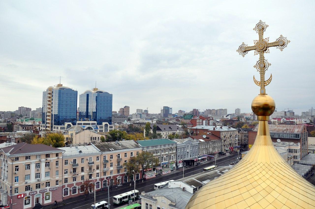 Православный руфинг