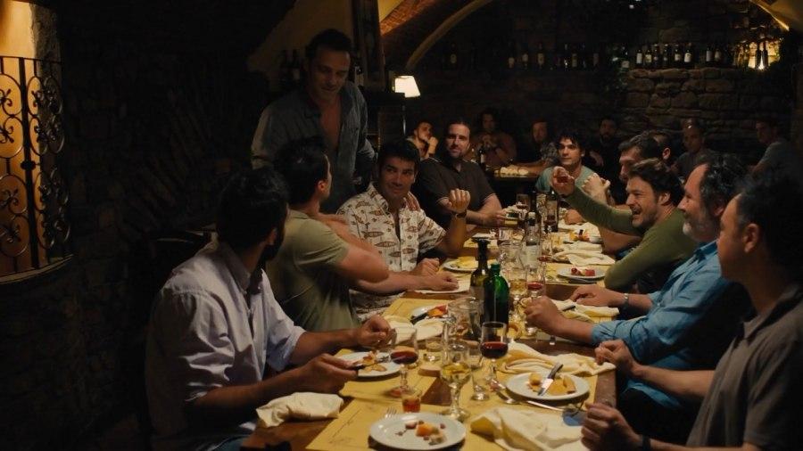 Турист / Lost in Florence (2017) WEB-DLRip 720р скачать торрент с rutor org