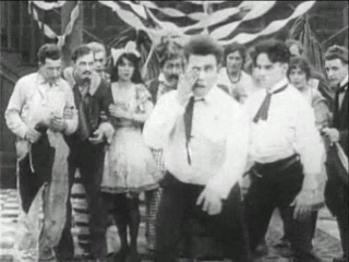Танго-Путаница (Tango Tangles or Charlies Recreation) 1914 г.