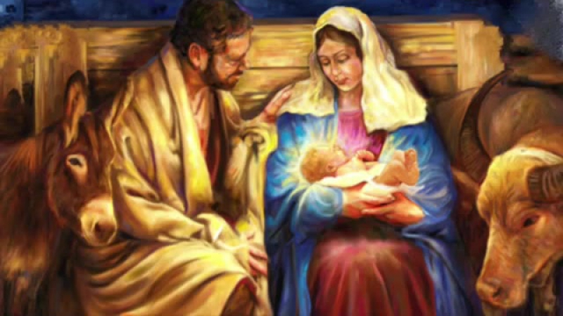 Noël, Jésus et la naissance du Christ
