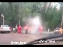 ремонт дорог в Таразе