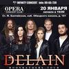20.01 - Delain (NL) - Opera (С-Пб)