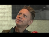 interview with Martin Lee Gore (a.k.a. DEPECHE MODE) for Radio SRF 3, 24.03.2017 [2017]