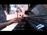 ЭНДШПИЛЬ - МАЛИНОВЫЙ РАССВЕТ (piano cover) (tutorial for piano)
