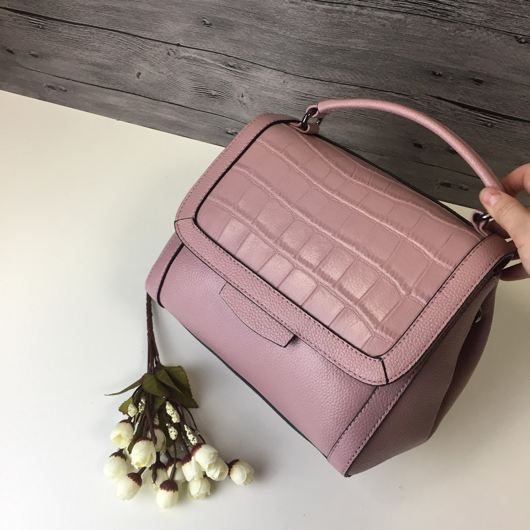 Натуральная кожа сумки