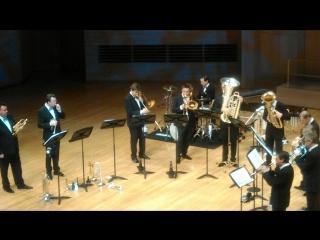 German Brass(Германия) - концерт в Москве (18.02.2017) 5