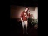 Fred Lavanda - Итало Диско Бит (репетиция в клубе