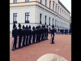 Королвський палац в Осло