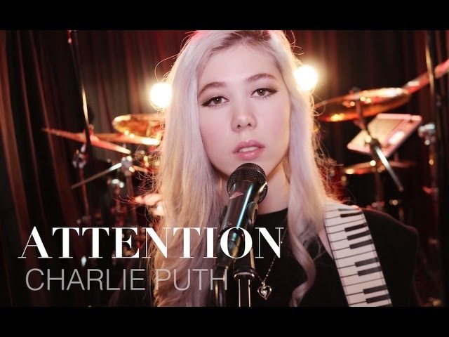 Attention Charlie Puth Cover by Crimson Apple