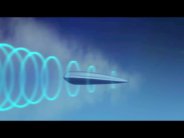 China DF-ZF (WU-14) Nuclear Capable Hypersonic Glide Vehicle Combat Simulation [720p]