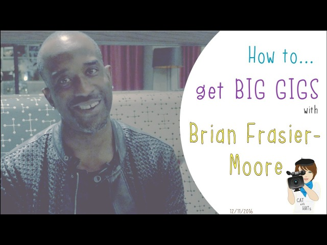 CATS with HATs - Brian Frasier-Moore interview