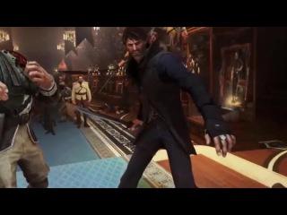 Корво из Dishonored 2 убьют в начале игры? Далила из dlc вернулась с того света! | Жуткие теории