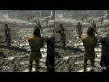 Skyrim Special Edition Remaster Сравнение графики PC vs PS4/Xbox One (DigitalFoundry)