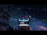 Геймплей Titanfall 2 с PS4 Pro