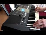 гр.Бутырка Аттестат Keyboard Yamaha PSR-E423