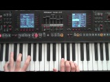 Roland EA7 Fancy - Flames of love (P