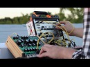 Modular on the Roof 2 - Dreadbox Erebus and Intellijel Atlantis sequenced with Korg SQ1