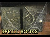 WITCHES SPELL BOOK TUTORIAL ~HALLOWEEN HOCUS POCUS INSPIRED~