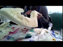 Sly cooper cane expanding foam carve