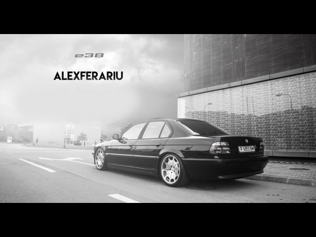 Gangsta's Paradise   Maaad BMW 7er e38