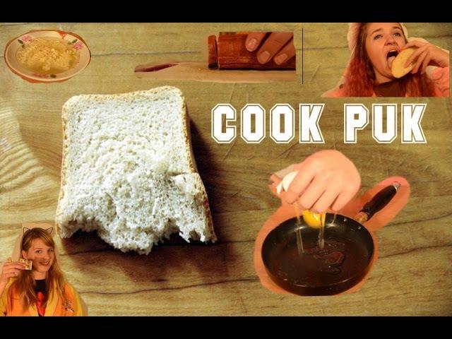 COOK PUK 2: Завтрак для нищеброда