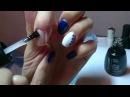 Пошаговое Покрытие ногтей гель лаком в домашних условиях. Пошаговая коррекция ногтей гельлак.