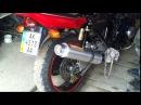 Прямоточный глушитель WR'S Honda CB400 Super Four Vtec