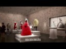 Behind the scenes with Oracle Fox for Viktor Rolf and National Gallery of Victoria