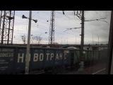 [Сапсан] Отправление от станции Владимир