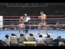 72KG Muay Thai Legend vs 107 KG Kickboxing Legend RIP Nokweed Davy