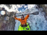Ben Brown Drops the Waterfall of Thieves Kayaking Iceland Part 1