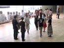 Latviešu daudzpāru dejas Dace Circene KADRIĻA PINU VĪZES 27 08 2012 01006