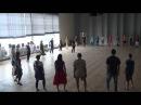 Latviešu dejas pamati polkas valsis piemēri dejās Dace Circene 27 08 2012 00068
