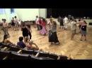 Vengerka Latviešu deju variācijas Ģirts XII Starptautiskā Danču nometne Vaidavā 9 08 2013 00115