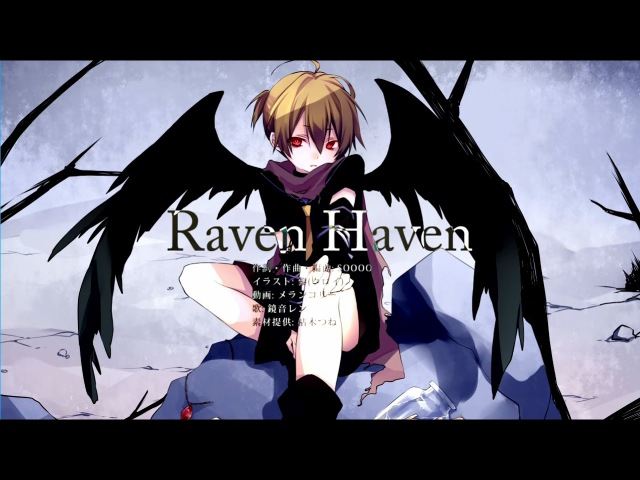 SOOOO - Raven Haven「レイヴン・ヘイヴン」 / Kagamine Len 【Official】