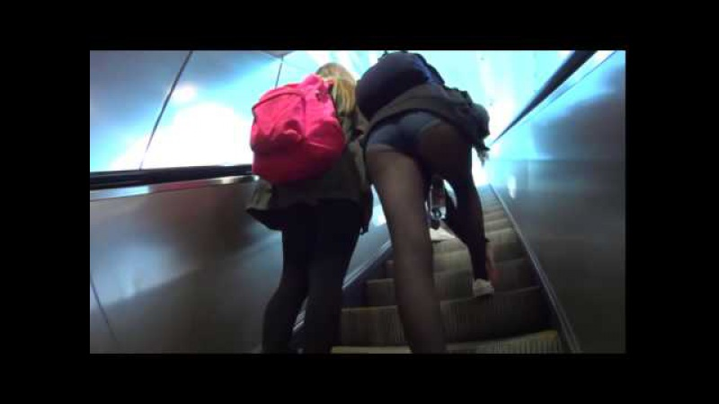Задницы девушек скрытая камера сообщение