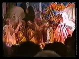 AyodhyaPati Prabhu getting sannyasa as B.B. Govinda Swami March 1993 Mayapure