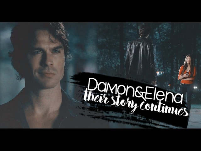 Damon Elena   Their Story Continues.. (8x01) [4]