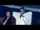 X factor Armenia Emmanuel Baghdasaryan &amp Mariam - Ampi Takin (gala 2) 26.02.2017