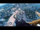 Залез на самую высокую башню Европы Москва Сити Башня Федерация Зацеп на кране Поймала полиция