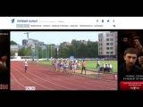 Первый канал: Елена Исинбаева чемпионка по прыжкам с парашютом