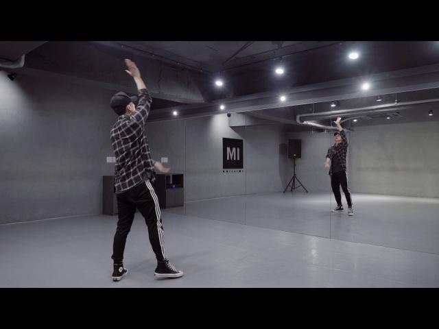 Cave Me In - Gallant x Tablo x Eric Nam / 1MILLION Dance Tutorial