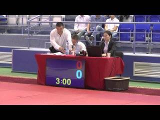 Спортсмены из Мангистау завоевали четыре золотые медали на чемпионате Казахстана по джиу джитсу