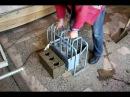 мини станок для изготовления шлакоблоков